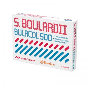 S.BOULARDII BULACOL 500mg